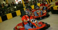 Indoor Karting Parties and Group Events