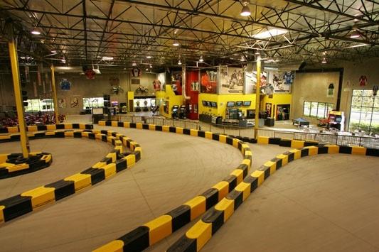 Go Kart Racing Go Karting Indoor Go Karts