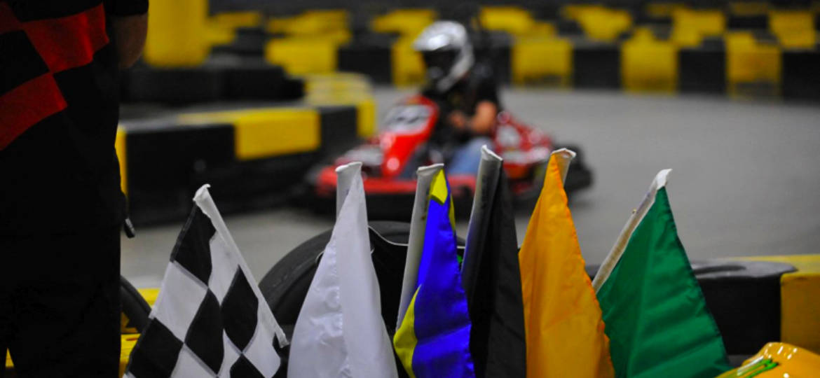 Go Kart Driving Clinic