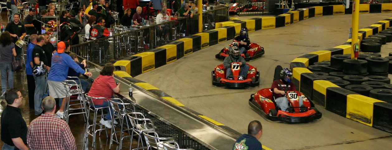 Go Karts Okc Places To Go In Oklahoma City Okc Attractions