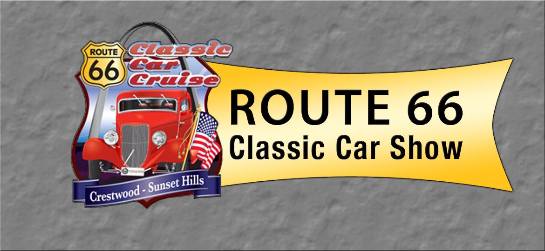 Route Classic Car Show - Route 66 classic car show