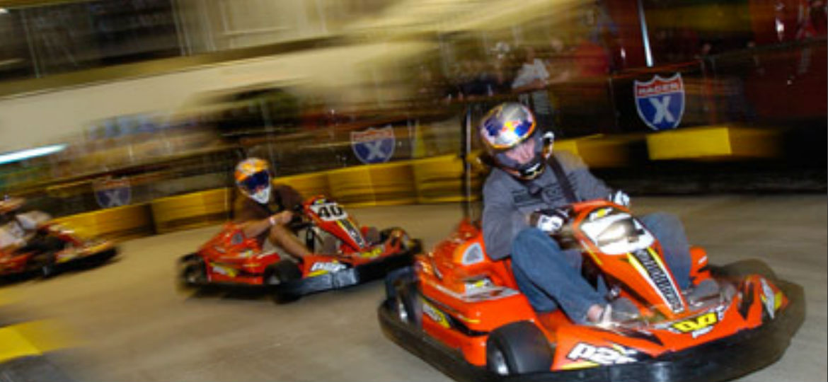 Birthday Party Ideas For Teenagers At Pole Position Raceway