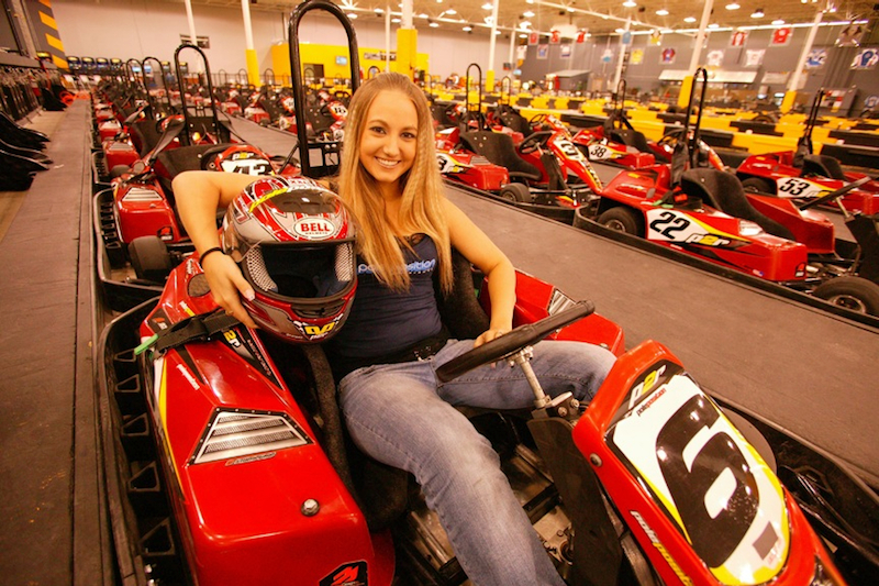 Go Kart Oklahoma City Go Karting Okc Pole Position Raceway