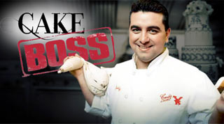 Cake Boss At Pole Position Raceway