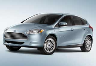 2012 Focus Electric