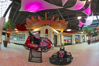 Go Kart Racing Pole Position Raceway Syracuse New York