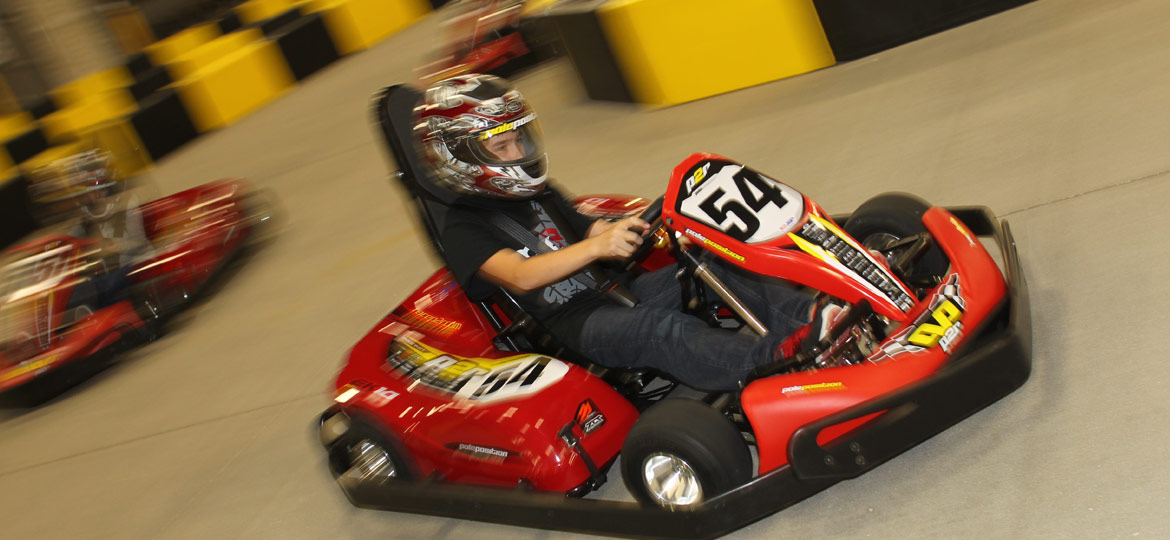 3 Reasons Why A Kids\' Go Kart Racing Party is Perfect for a 10-Year ...