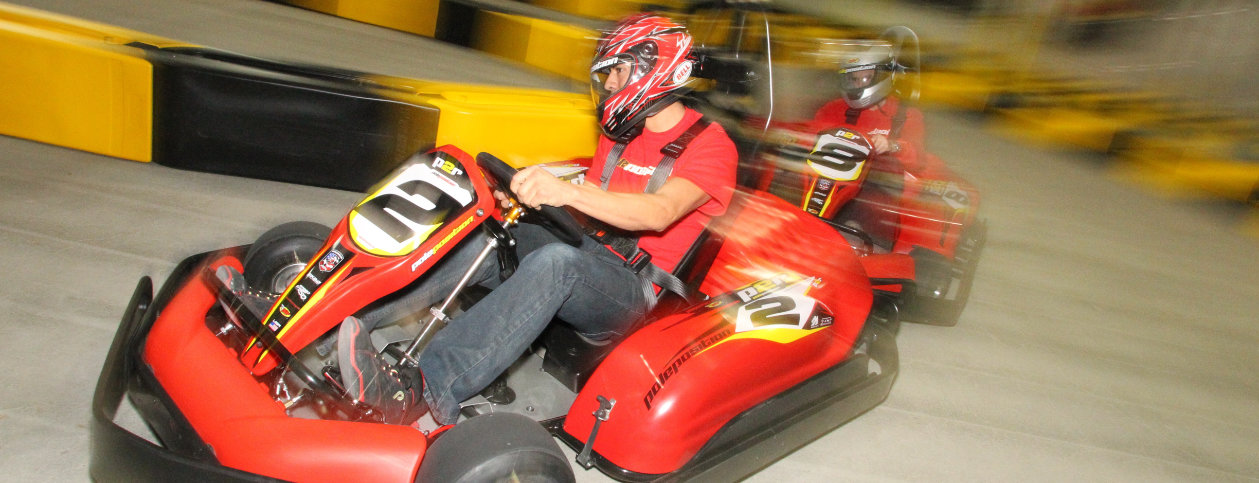 Race Go Karts in Corona, Go Kart track near Ontario & Orange