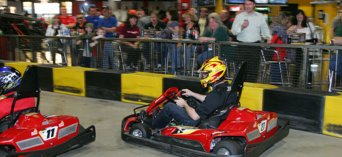 Go Kart Racing, Go Karting, Indoor Go Karts.