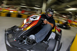 Syracuse Go Kart Racing