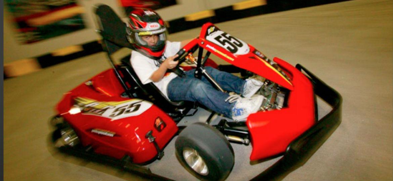 Encourage Kids to Reach Summer Goals by Rewarding them with Go Kart ...