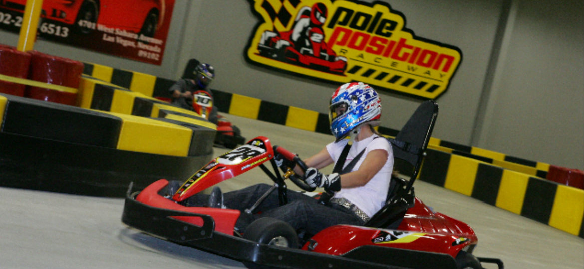 Start a New Mother's Day Tradition: Race Go Karts Near Riverside