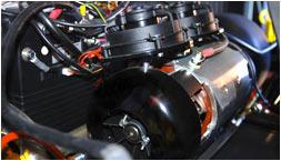 Electric Go Kart Engine Motor