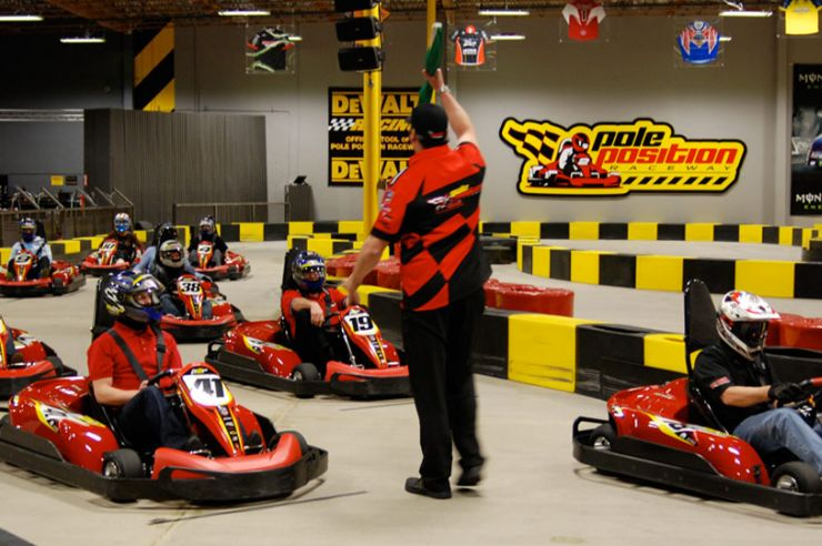 Race Go Karts in Corona, Go Kart track near Ontario & Orange