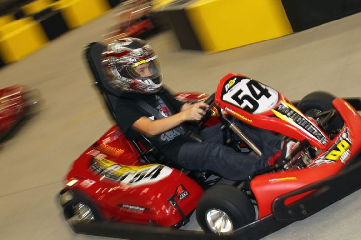 make spring break memorable with go karts for kids